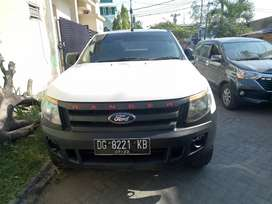 Ford Al New Ranger Dc 4x4 Pu Base 2.2 Mt 2013