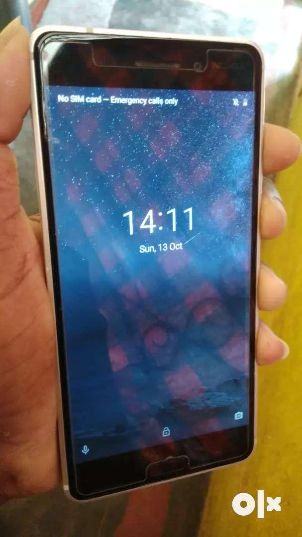 Nokia 6 Smart phone 0