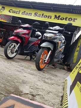Cari freelance tukang salon / poles motor berpengalaman