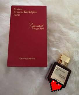 Parfum bacarat wangi banget