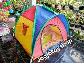 Mainan tenda dome tahan air bisa indoor dan outdoor Jogjatoyshop