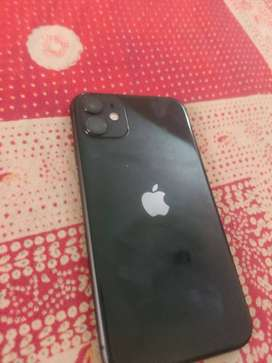 Iphone 11 Black 64 gb 6 months old