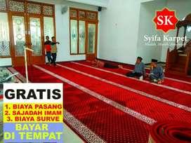 Central karpet masjid import turki bisa bayar di tempat