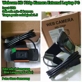 Webcam 720p Usb Kamera Komputer Kamera External Laptop PC Kamera USB