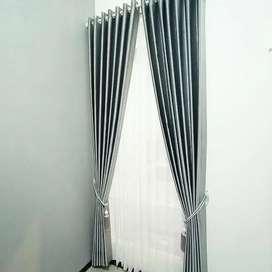 Gorden Curtain Blinds Gordyn Wallpaper Korden Tirai Hordeng A8.36nr8