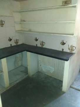 Room  Share's with Food Facility , washing machine , Per Person - 4500