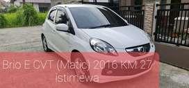 Brio E CVT Matic 2016