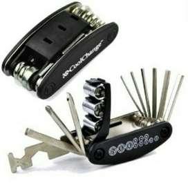 Kunci l sepeda kunci lipat 11 MACAM FUNGSI