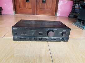 Technics su v460 stereo integrated amplifier 480w original