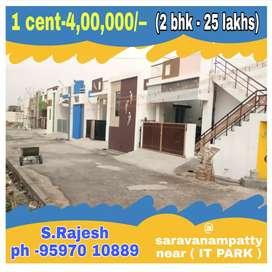 Dtcp approved plots for sale at saravanampatty keeranatham