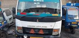 Ashokleyland partner 6 wheel