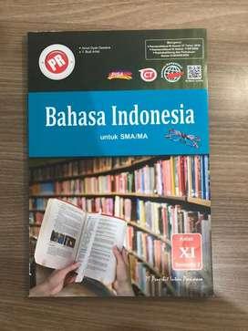 BUKU KERJA SISWA BAHASA INDONESIA KELAS 11