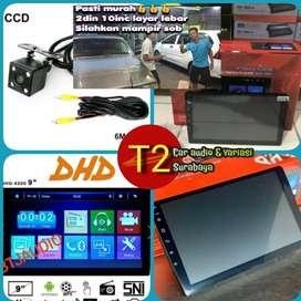 Promo 2DIN ANDROID LINK 10INC FULL HD+CAMERA HD harga sahabat deh