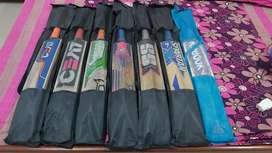 Only 4 Left !!! Kashmir Willow Cricket Bat 1 Bat for Just 1500 each