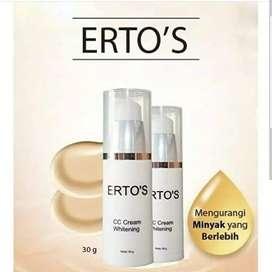 Ertos cc cream whitening