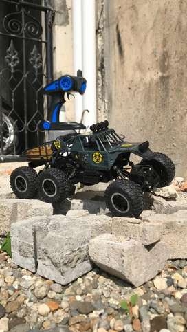 Rc Offroad Racing 6WD