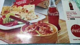 Urgent reqared to old experiences cook(indian,Tandoor)my resturant