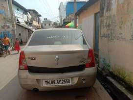 My Mahindra Logan for sale good condition single owner 2008 model