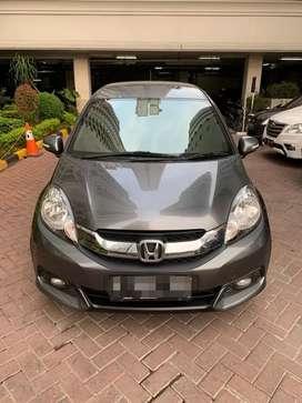 Honda Mobilio E CVT 2014 pemilik langsung