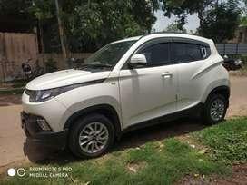 Mahindra KUV 100 D75 K8 Dual Tone, 2016, Diesel