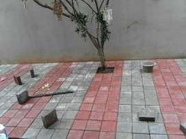 conblcok kanstin loster roster paving block grass blok aspal panel