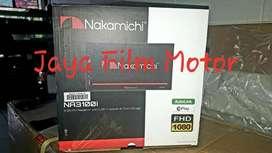 Head Unit mobil Nakamichi NA3100i Deckless murah