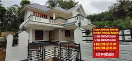 Kottayam Muncipal  Arae And Manarkdu, Manganam Puthuaplly 3/4 BHK