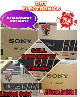 """32"""" SONY,ME SMART ANDROID LED TV OFFER PRICE ON 8,999/="""