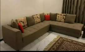 10 year foam L shape outstanding sofa set
