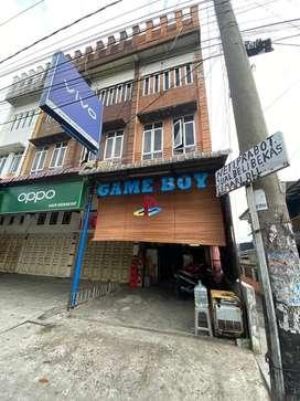 Ruko dijual Jalan Halat Medan Kota