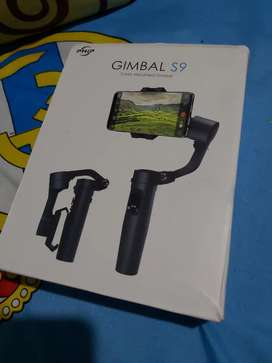 Handheld Gimbal PHIP Stabilizer S9 Fold for Smartphone