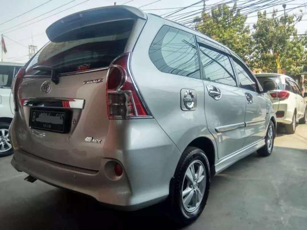 Toyota Rush S TRD Sportivo Manual 2015 Jatiasih 165 Juta #45