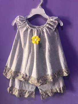 Setelan anak perempuan / Baju anak 1 - 2 tahun