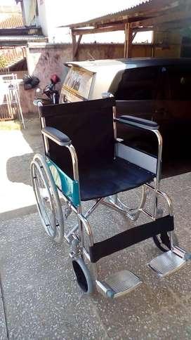 harga kursi roda standar murah baru 100% dijamin