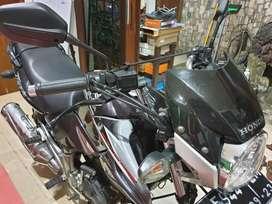 Honda Tiger Revo Kondisi Standar, Mulus, KM Rendah