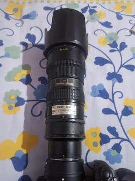 Nikon 70-200 Fx