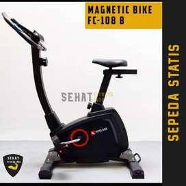 Sepeda Olahraga Magnetic Bike Bisa COD udah sama biaya rakit
