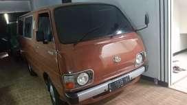 Toyota Hiace 1982 plat Jepara Jaul BU