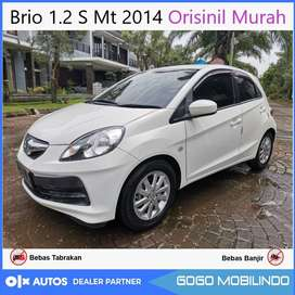 [Dp13] Brio 1.2 S Manual 2014 Orisinil Kredit Murah