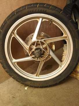 Pulsar Mag wheel