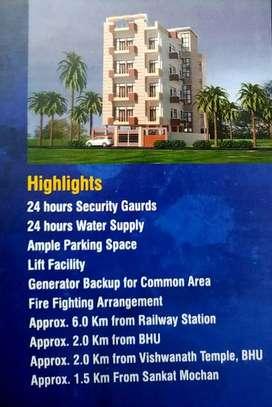 3 BHK apartment in Varanasi