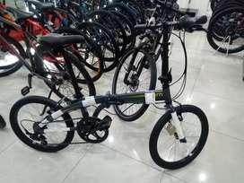 Kredit Sepeda Lipat Polygon Gratis 1Kali Cicilan