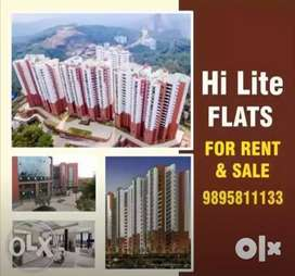 HILITE FLATS FOR RENT IN KOZHIKODE