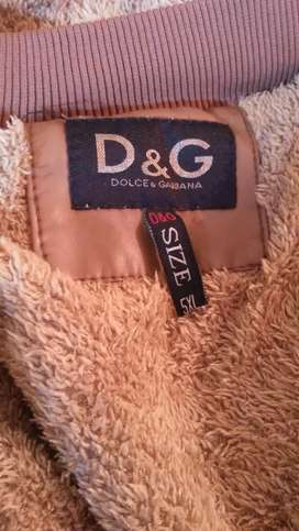 New Branded D&G jacket 5XL