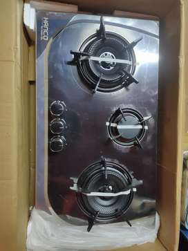 Hob 3 burner automatic