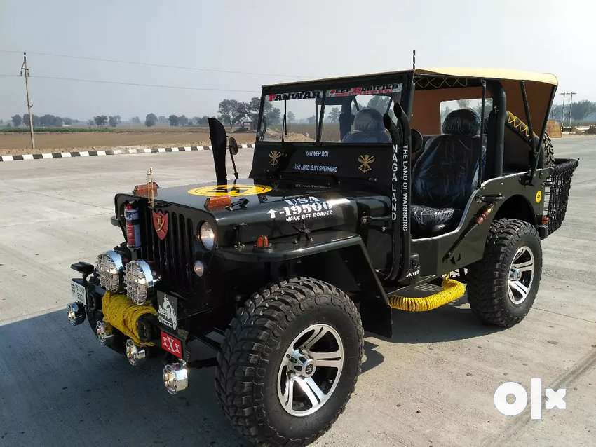 Panwar modified jeep 0