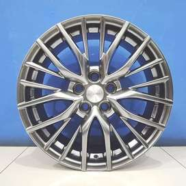 Velg Mobil HSR Wheel Ring 18 Model PACMAN H5X114,3 HB