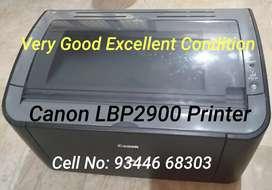 Canon LBP2900 Laser Printer For Sale