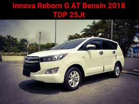 Toyota Innova Reborn G AT Bensin 2018 Putih