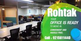 Furnished Office space